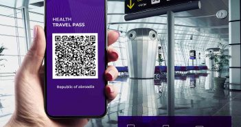 Health Travel Pass for border-crossing travelers