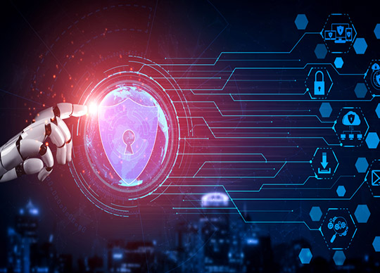 Why artificial intelligence must be the future for network security