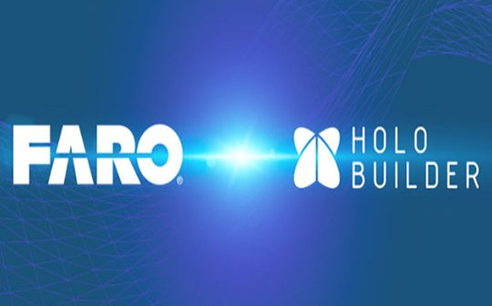 FARO acquires HoloBuilder Inc.
