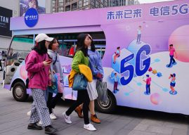 5G to drive mobile services market in China through 2026
